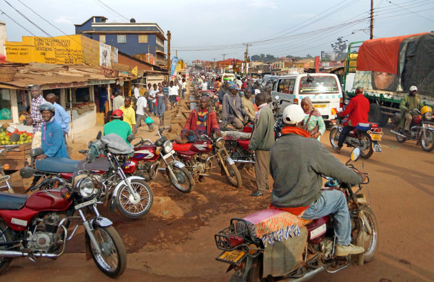 Intro foto Kampala