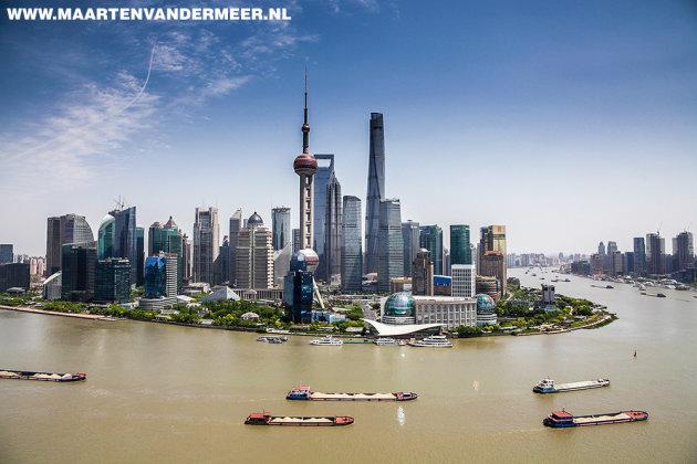 Intro foto Shanghai