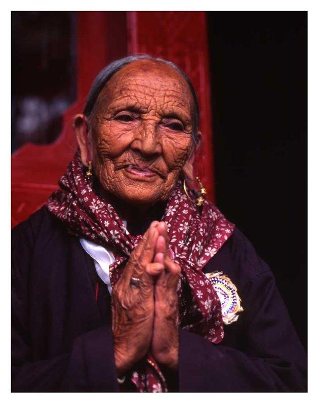 Ontmoeting in Ladakh