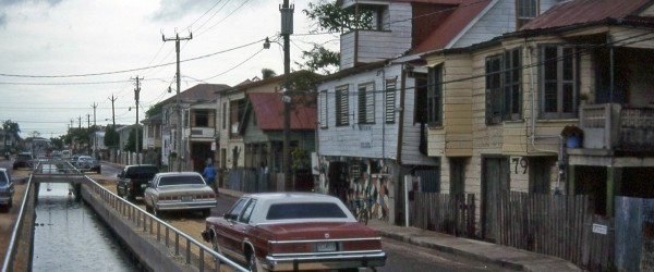 Belize City foto