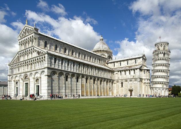 Intro foto Pisa