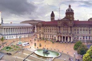 Intro foto Birmingham