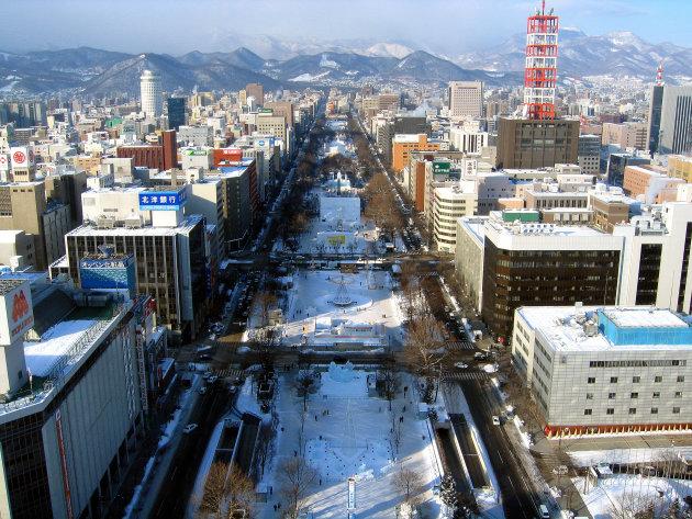 Intro foto Sapporo