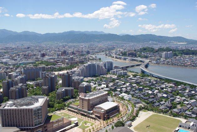 Intro foto Fukuoka