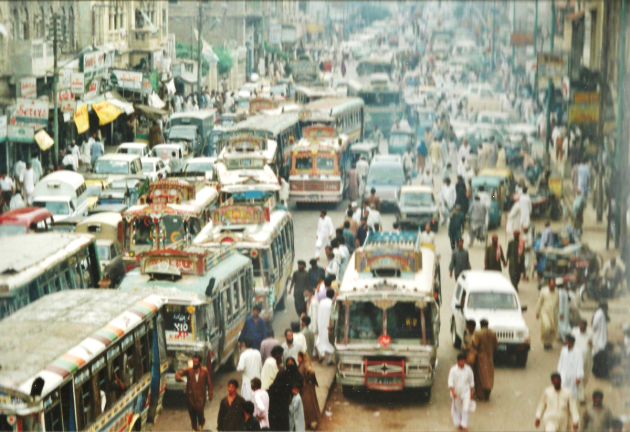 Intro foto Karachi