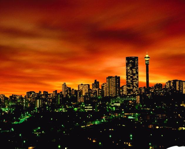 Intro foto Johannesburg