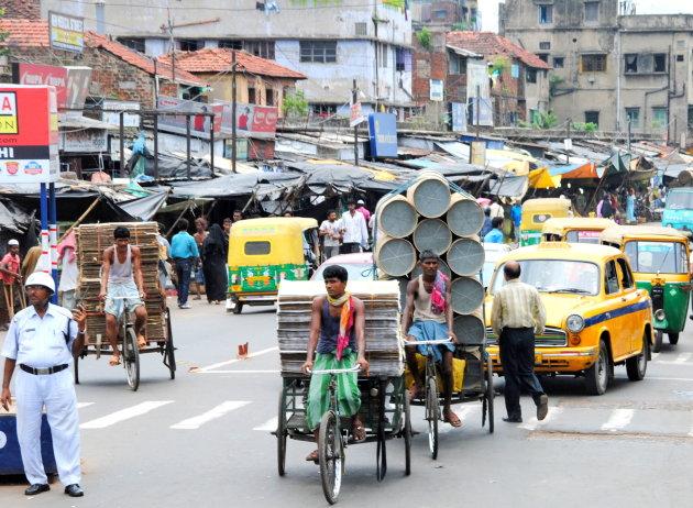 Intro foto Calcutta (Kolkata)
