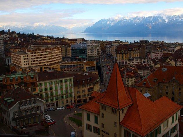 Intro foto Lausanne