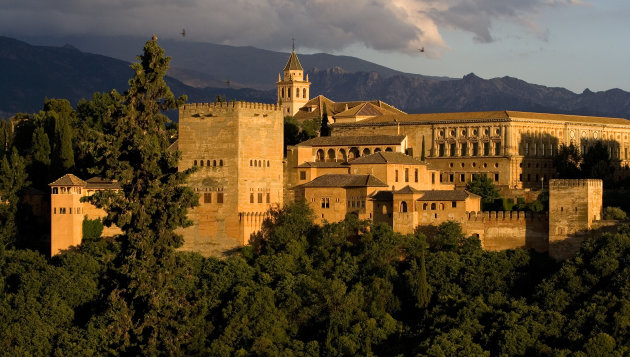 Intro foto Alhambra