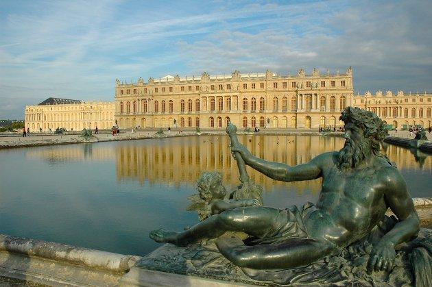 Intro foto Versailles