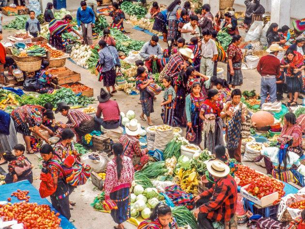 Intro foto Chichicastenango