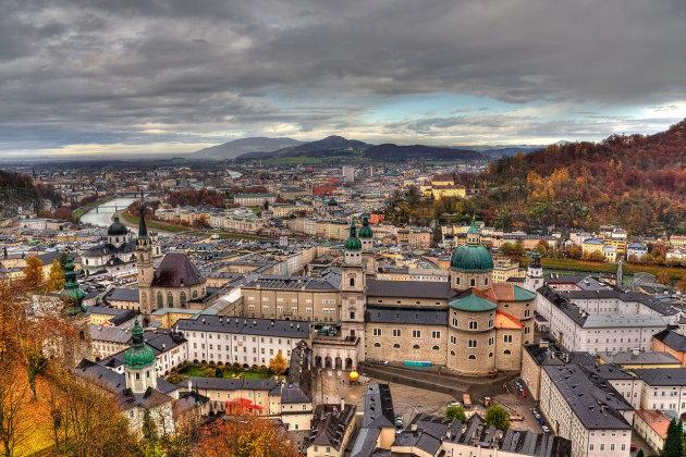 Intro foto Salzburg
