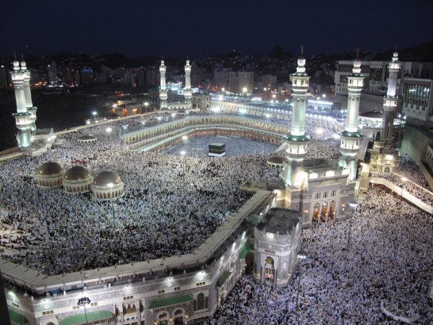 Intro foto Mecca