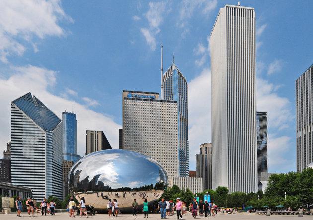 Intro foto Chicago