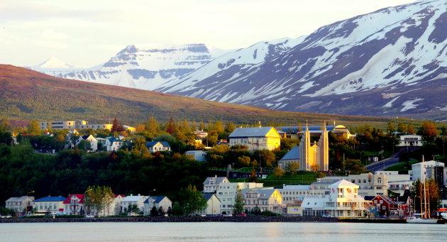 Intro foto Akureyri