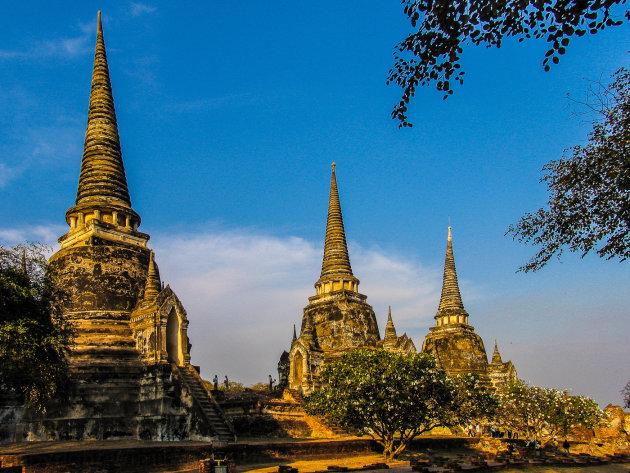 Intro foto Ayutthaya