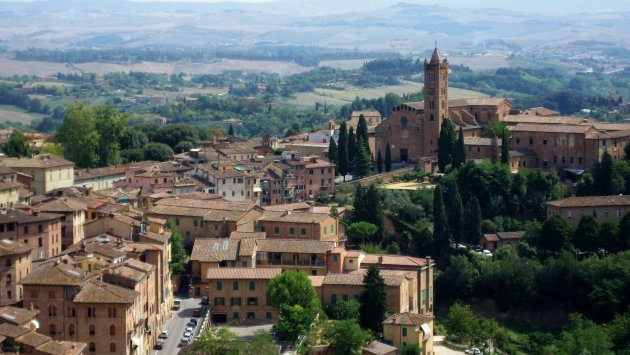 Intro foto Siena
