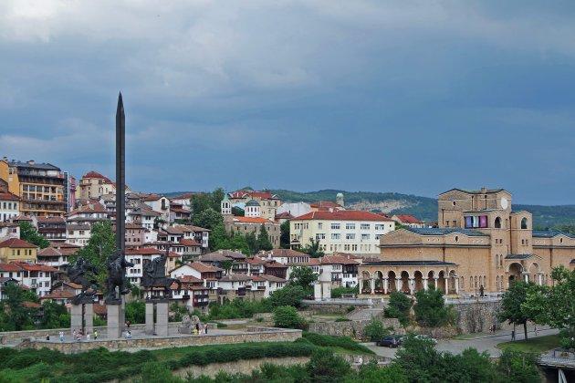 Intro foto Veliko Tarnovo