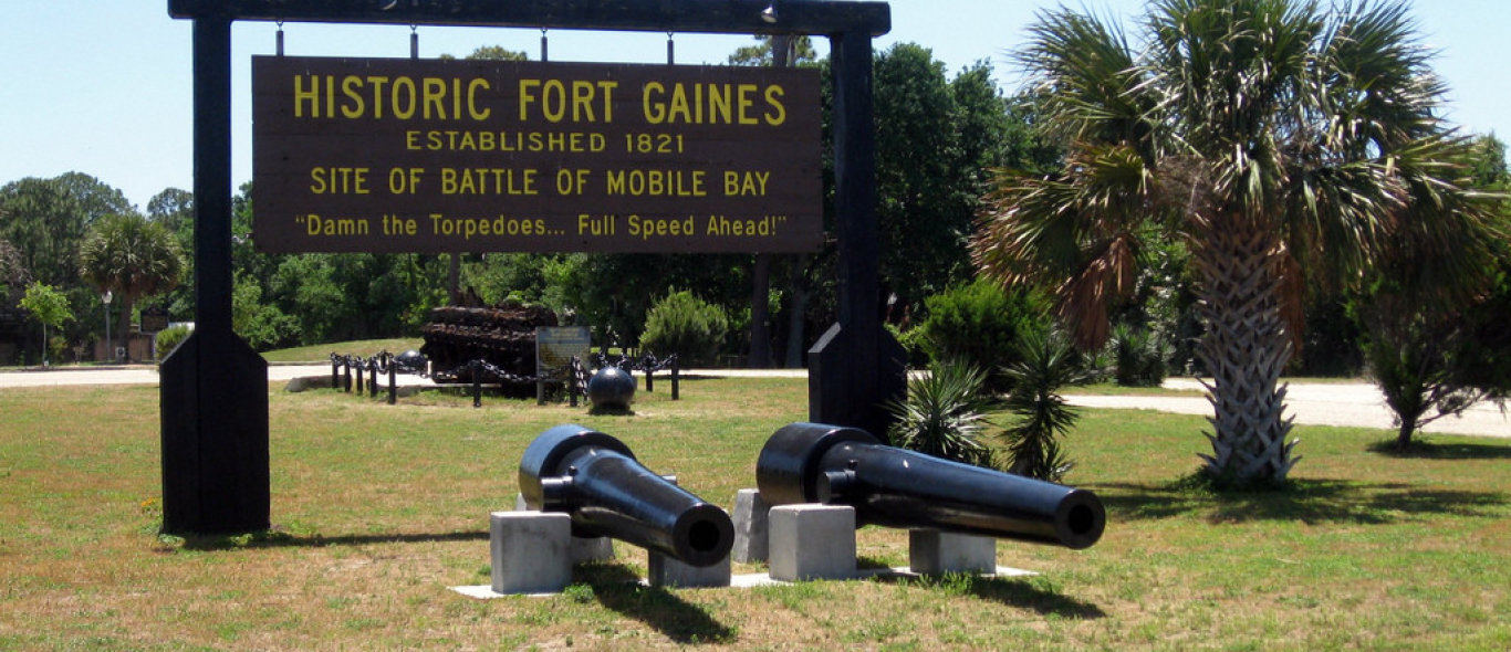 Fort Gaines image