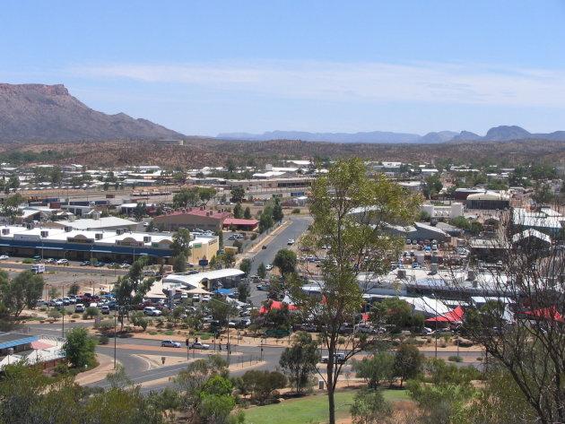 Intro foto Alice Springs