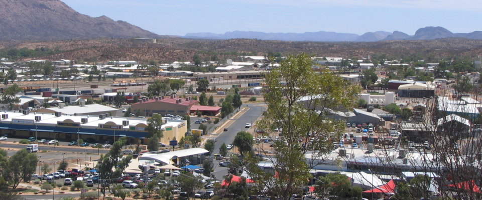 Alice Springs image