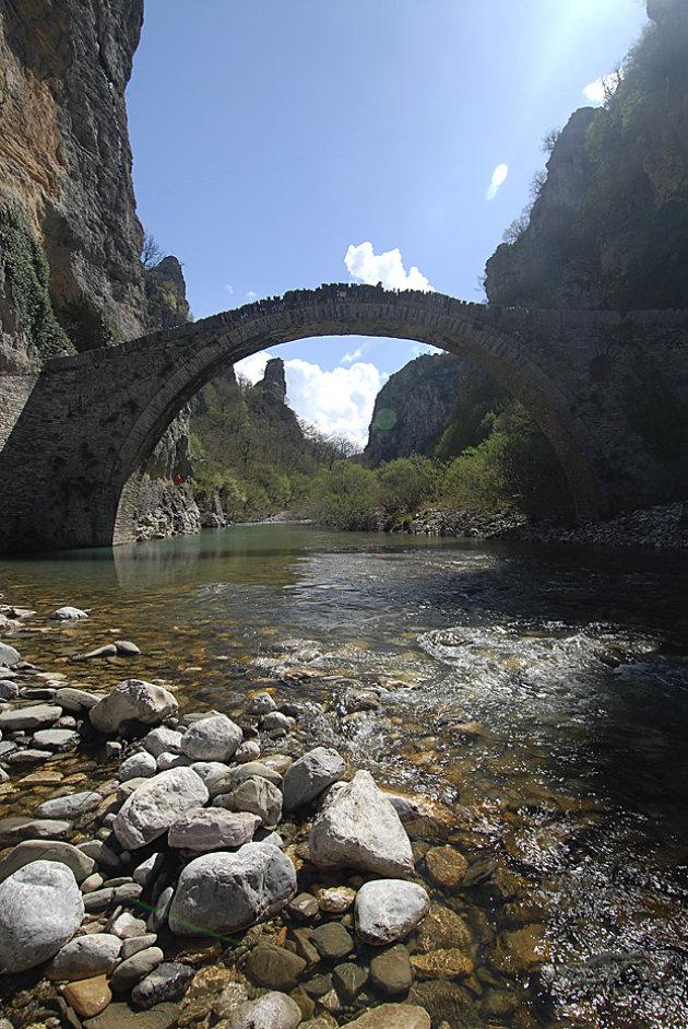 Brug in Zagoria