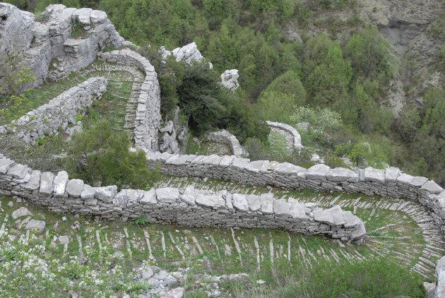 Trappen van Vradetto