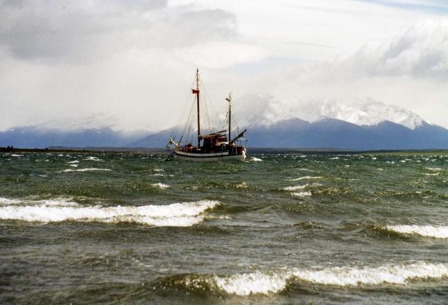 Wind en zee