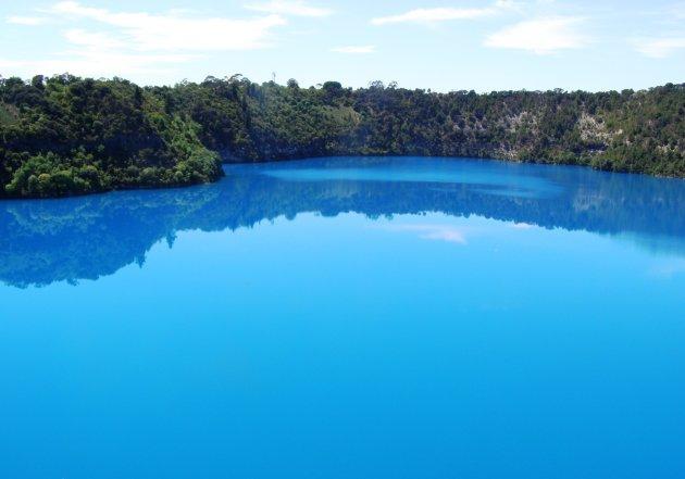 zoooooo blauw!!!