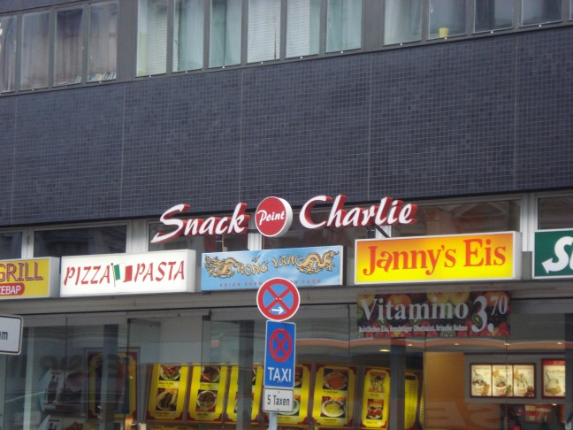 Snackpoint Charlie