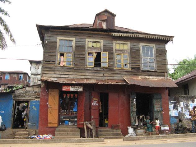 huis van hout
