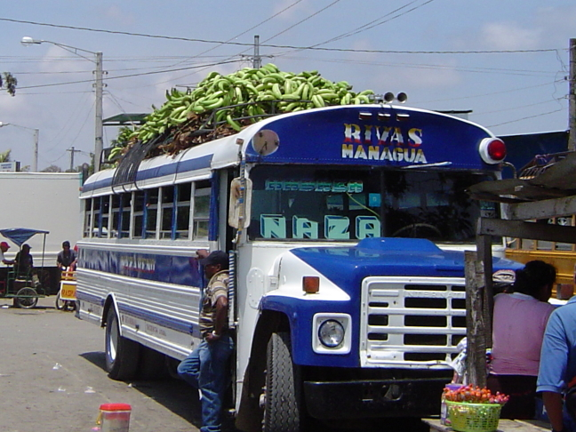 Bananenbus