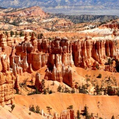 Voorvertoning Het indrukwekkende Bryce Canyon