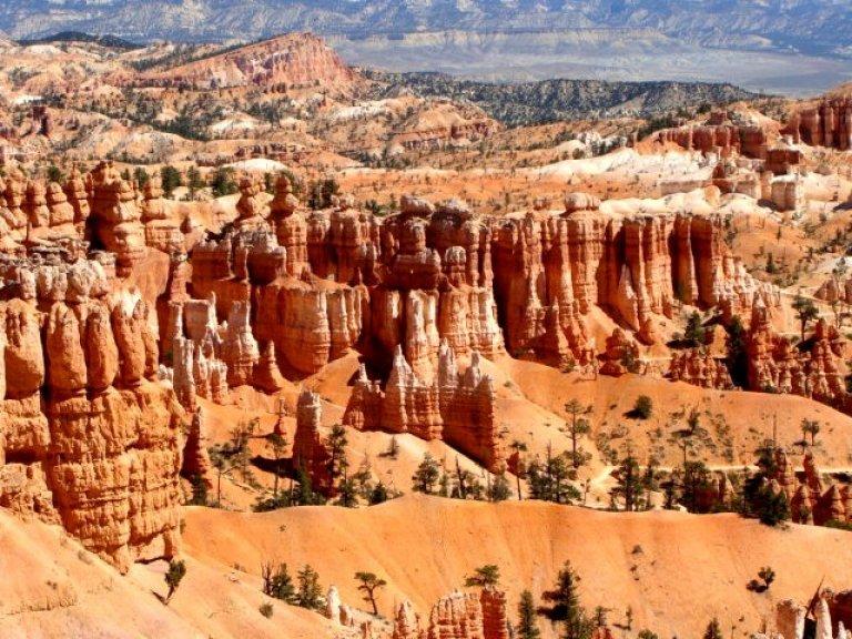 Hoofdfoto bij reisverhaal 'Bryce Canyon'