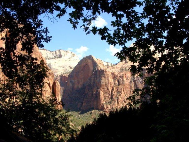 Hoofdfoto bij reisverhaal 'Zion National Park'