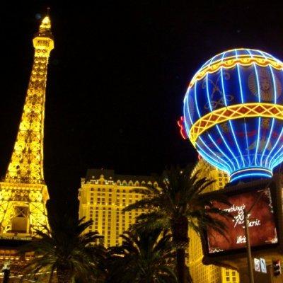 Voorvertoning Vegas by night
