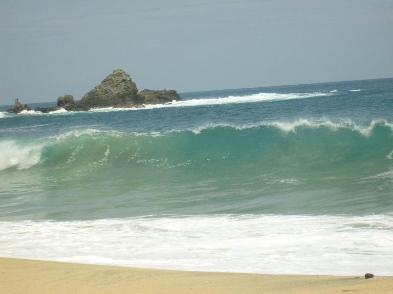 de mini-tsunamis