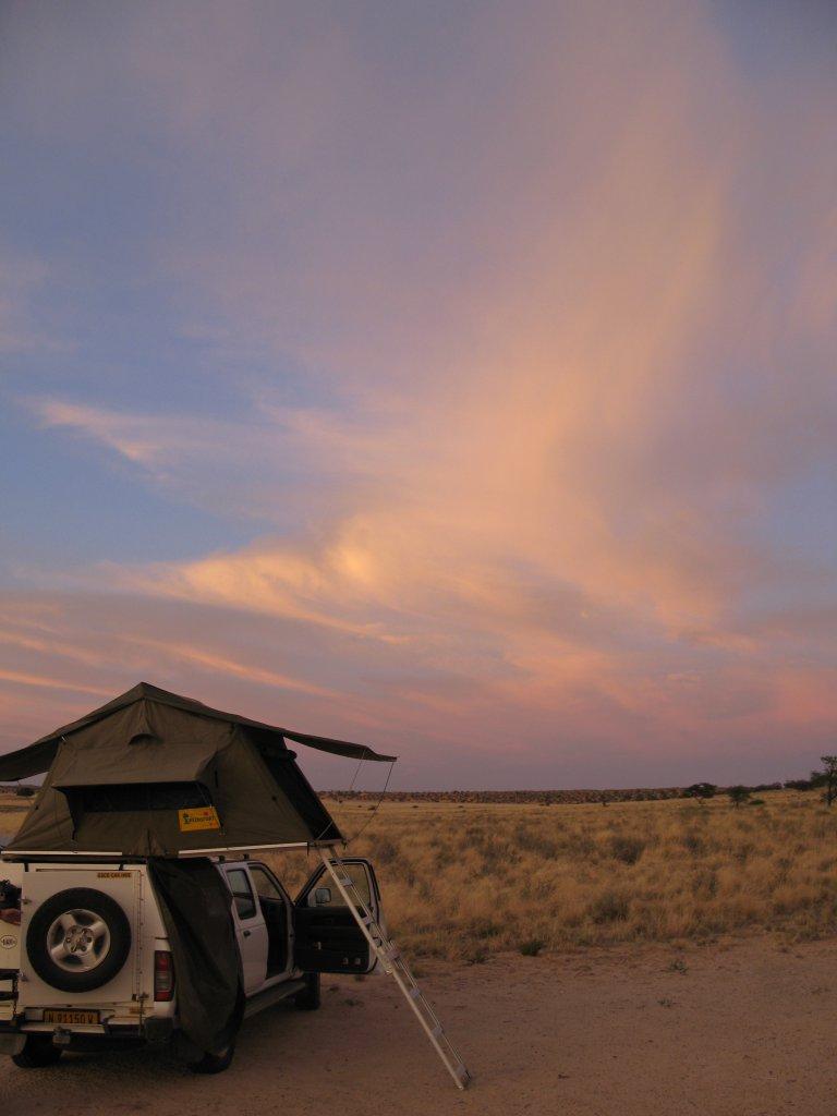 Hoofdfoto bij reisverhaal 'Zuid-Afrika, Botswana, Lesotho'