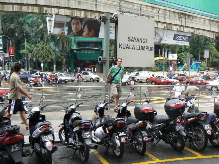 Hoofdfoto bij reisverhaal 'Kuala Lumpur'