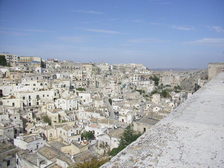 Hoofdfoto bij reisverhaal 'Sassi van Matera'