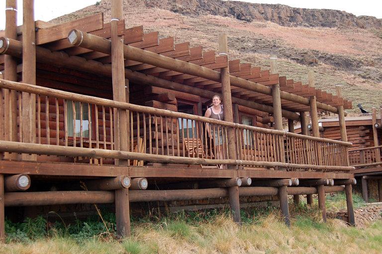 Het Highland Mountain Retrait, 6 van deze fantastische huizen bo