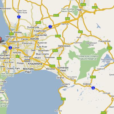 Voorvertoning Kaapstad en de Kaap