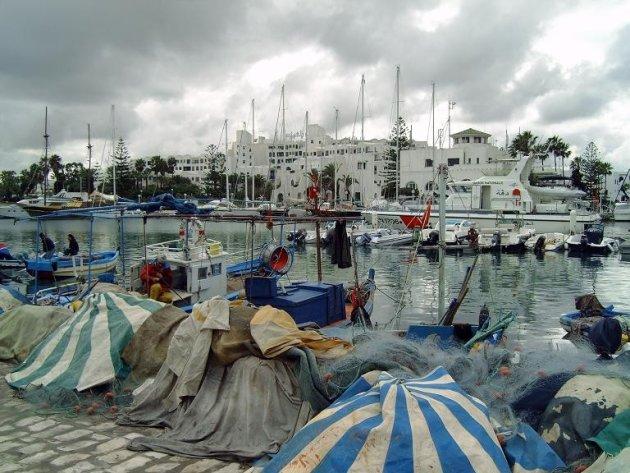 Haven port el kantaoui