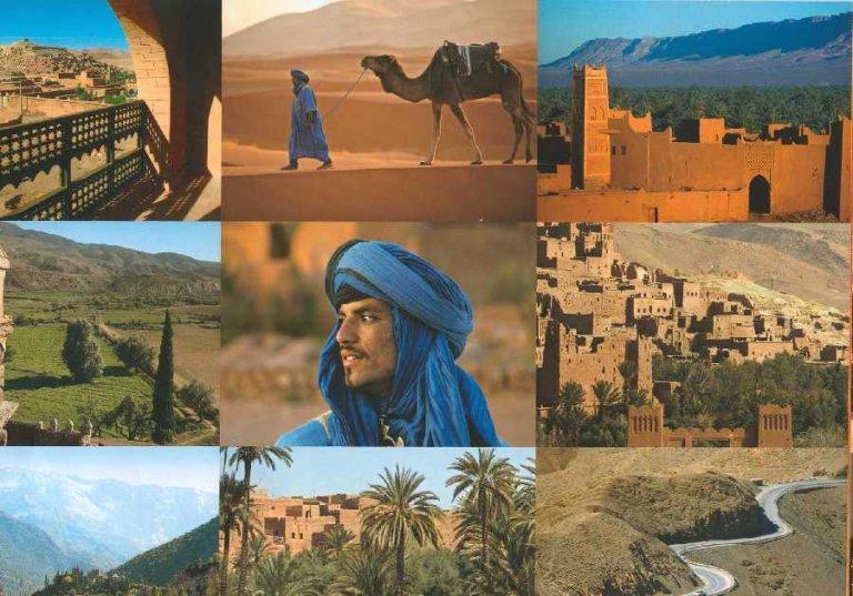 Hoofdfoto bij reisverhaal 'Op bezoek bij de Berbers'