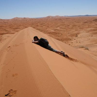 Voorvertoning zand, zand, zand, zand, zand