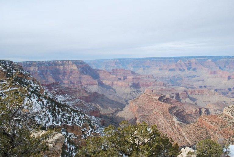 Hoofdfoto bij reisverhaal 'Met de camper door de nationale parken'