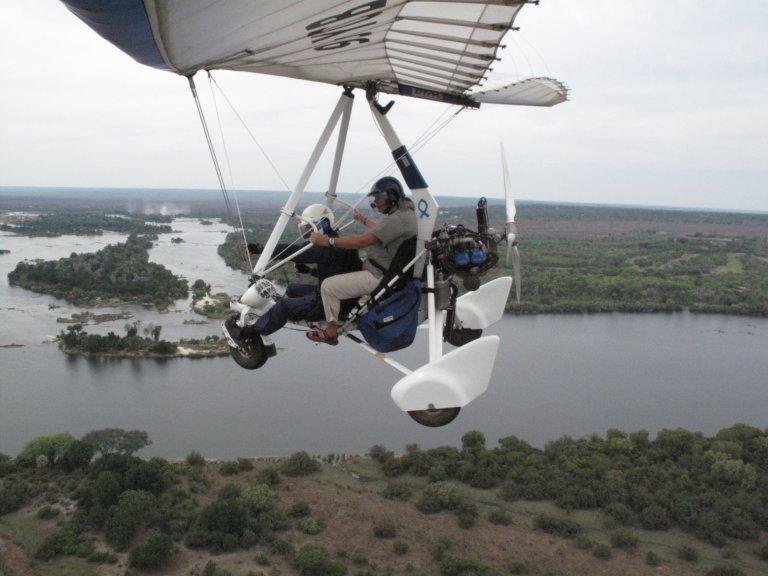 Hoofdfoto bij reisverhaal 'Livingstone, zo vrij als een vogel'