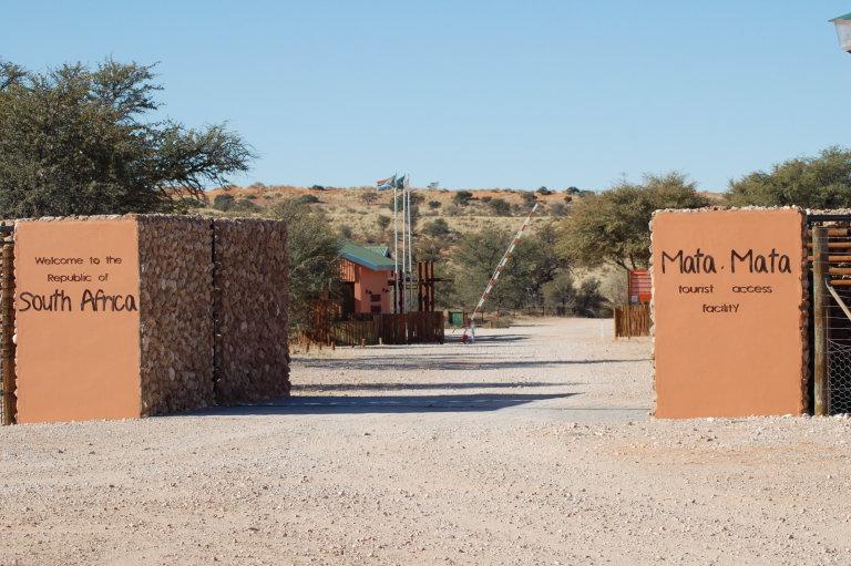 Hoofdfoto bij reisverhaal 'Een dagje naar Zuid-Afrika: Kghalagadi Transfrontier Park'