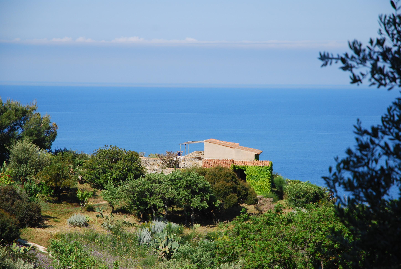 Casa berti- het huisje dat de italiaanse schrijver Giuseppe Bert