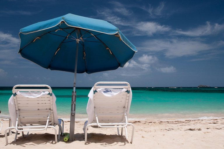 Dawn Beach, St Maarten.